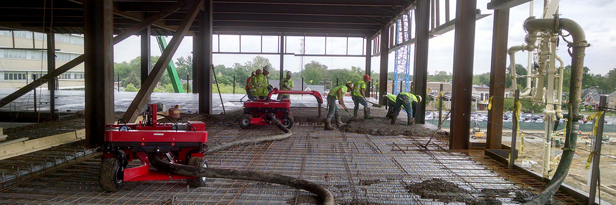 Contact Amcrete Construction