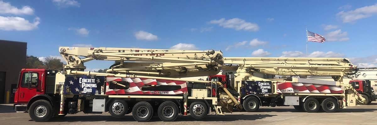 Concrete Pumping Trucks